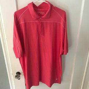 Men's Nike Golf Polo sized XL.